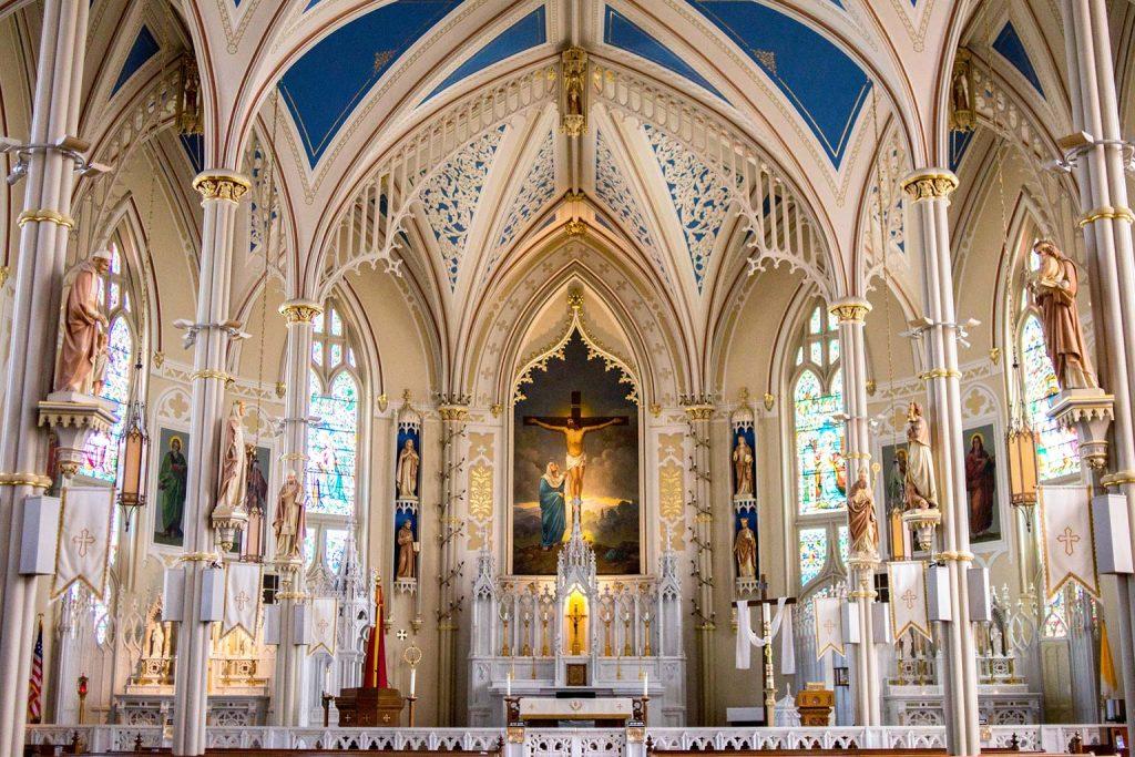 Saint Marys Cathedral, Natchez